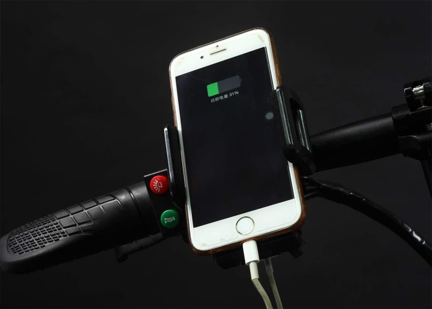 RICH BIT RT730 Bicicleta el/éctrica plegable de 20 pulgadas amortiguadores de choque completos 7 velocidades de simano con opci/& marco de aleaci/ón de aluminio mtb bater/ía de litio de 250 w * 8ah bicicleta el/éctrica pantalla