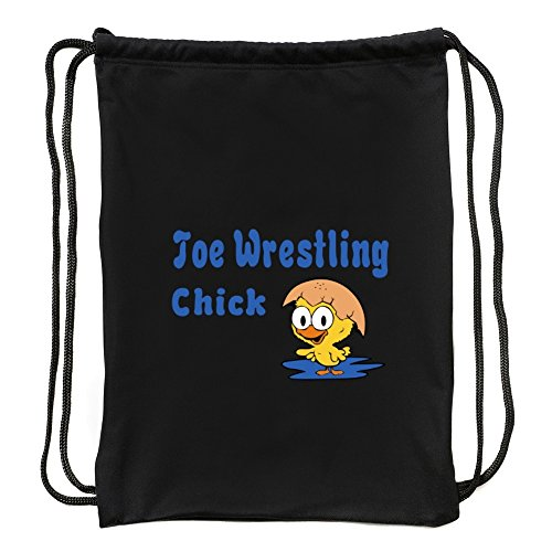 Eddany Toe Wrestling chick Sport Bag by Eddany