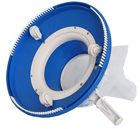 Leaf Master - The Ultimate Leaf Bagger with Brushes-Swimming Pool Leaf  Cleaner