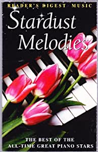 Stardust Melodies ~ The Best of the All-Time Great Piano Stars (4 Cassette Tape Set)