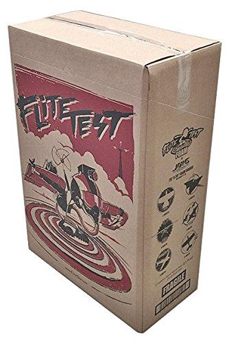 Graupner ft4000–Flite prueba WR Foam Box