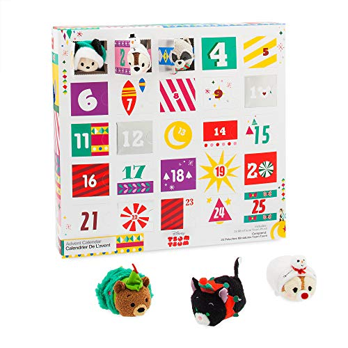 - Disney ''Tsum Tsum'' Plush Advent Calendar - Mini No Color