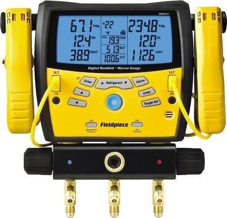 fieldpiece digital manifold - 3