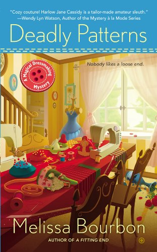 Mystery Pattern - Deadly Patterns: A Magical Dressmaking Mystery