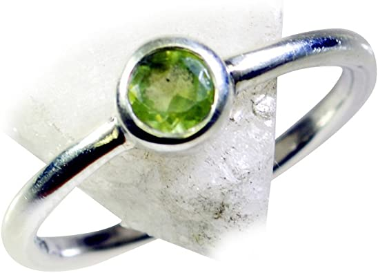 55Carat Natural Peridot Ring Marquise Sterling Silver August Birthstone Handmade Size 4,5,6,7,8,9,10,11,12