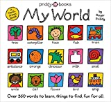 Best Books For 18 Month Olds - My World: A hand-drawn book with 350 words Review