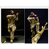 12'' Special Forces Action Figure - Digital Desert Camouflage