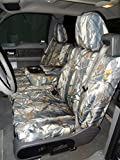Durafit Seat Covers F369-XD3-C - Ford F150 Xcab Front 40/20/40.Seat belts come from top of seat, NOT FOR DOUBLE CAB XD3 Waterproof Camo Endura