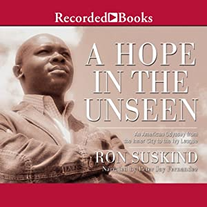 A Hope in The Unseen Audiobook