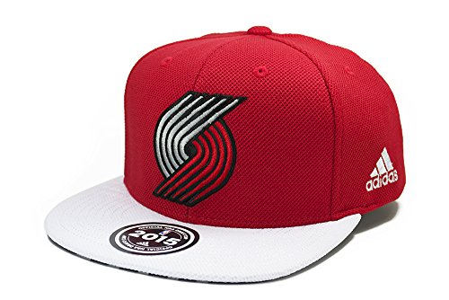 fan products of Portland Trail Blazers Adidas 2015 NBA Draft Day Authentic Snap Back Hat