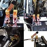Ampper Top Post Knife Blade Master Switch, 12V