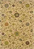 Sphinx by Oriental Weavers Hamilton 1248F Area Rug 3-Feet 2-Inch by 5-Feet 5-Inch