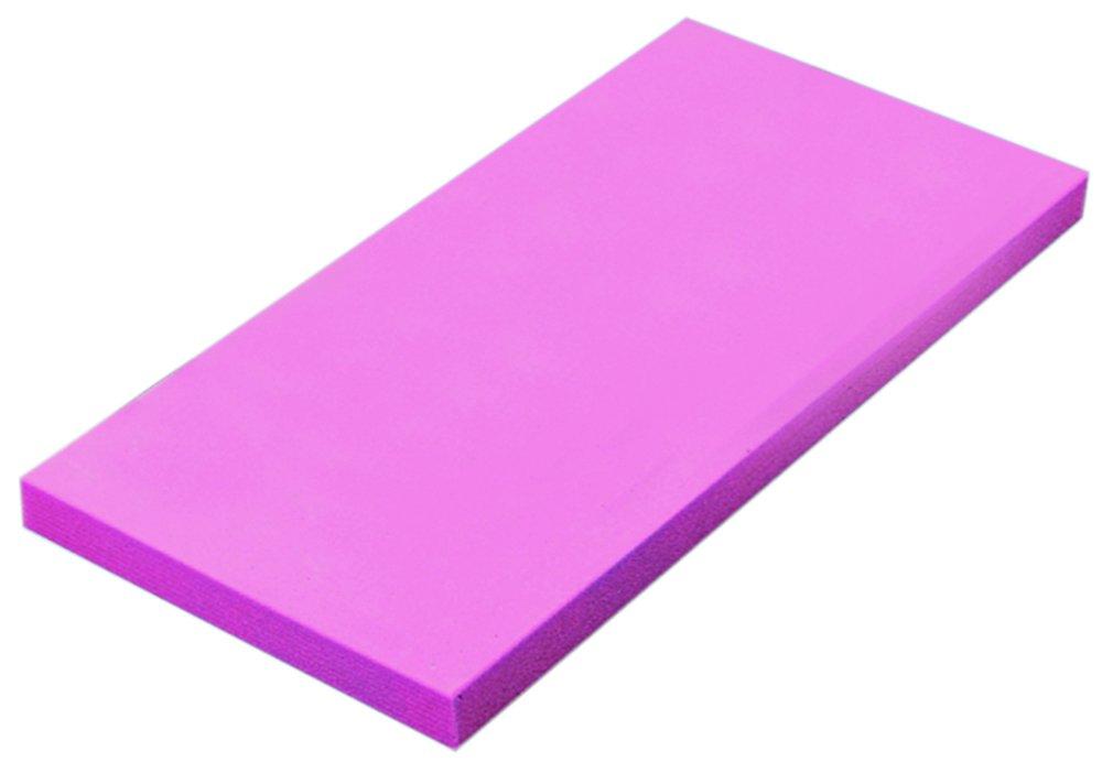 ヤマケン 積層 はがせるカラーまな板  濃いピンク 6号-51mm B00J8D3OWQ