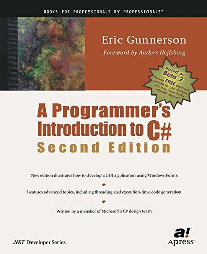 A Programmer's Introduction to C# (Net Developer Series)