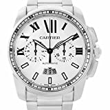 Cartier Calibre de Cartier Automatic-self-Wind Male Watch W7100045 (Certified Pre-Owned)
