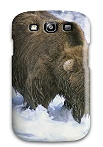 Case Cover Bear Photos/ Fashionable Case For Galaxy S3