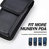 MUNBYN PDA Belt Holster Case, Rugged Pouch Carry