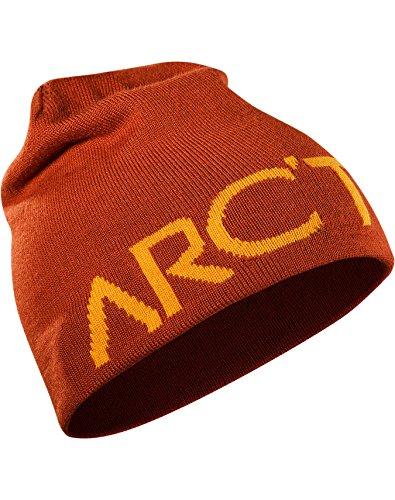 Arcteryx Word Head Long Toque Iron Oxide/Antares Orange One Size