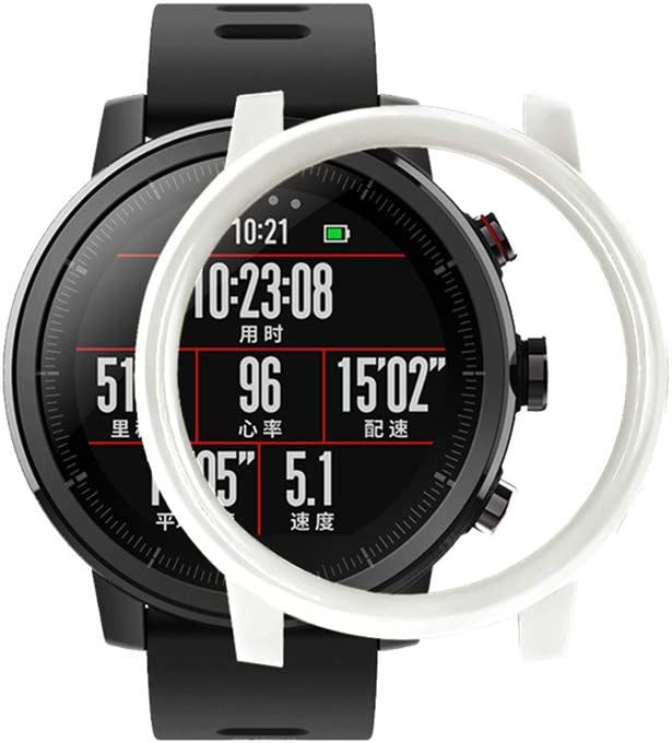Saisiyiky Marco Caso Compatible con Amazfit Sports Smartwatch ...