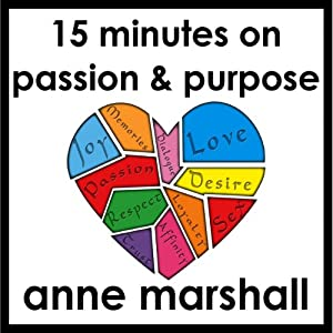 15 Minutes on Passion and Purpose Speech