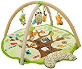 Skip Hop Baby Infant and Toddler Treetop Friends Activity Gym and Playmat, Multi Treetop Friends