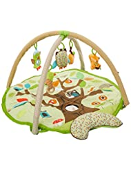 Skip Hop Baby Treetop Friends Activity Gym/Playmat, Multi