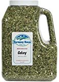 Harmony House Foods, Dehydrated Celery (30 oz, Gallon Size Jug)