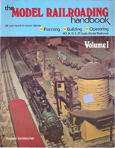 The Model Railroading Handbook, Vol. 1