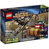 LEGO Superheroes 76013 Batman: The Joker Steam Roller (Discontinued by manufacturer)