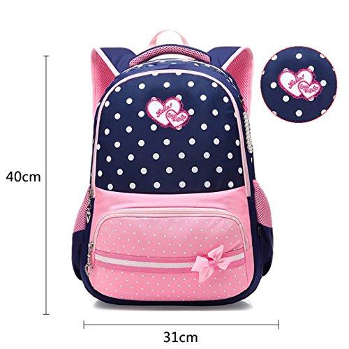 Fashion Cute Cartoon Child Teen Boy Girl School Bag Backpack