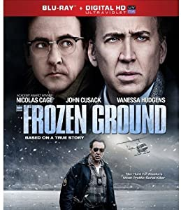 Cover Image for 'The Frozen Ground'