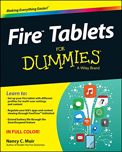 Download Fire Tablets For Dummies Pdf