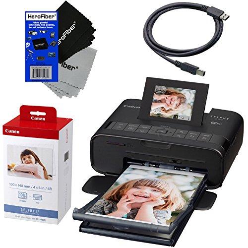 Canon Selphy Photo Printer Starter Kit