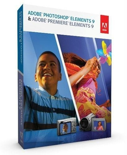 Price comparison product image Adobe Photoshop & Premiere Elements 9 (Win/Mac)