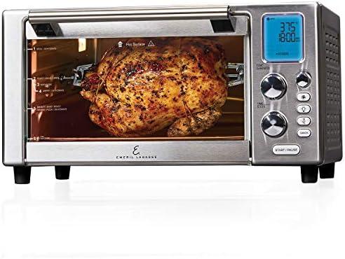 Emeril Everyday 360 Deluxe Air Fryer Ove