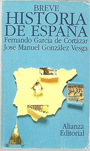 Breve historia de España (Libro De Bolsillo, El): Amazon.es ...