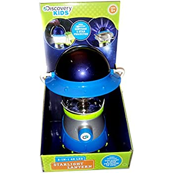 Discovery Kids Starlight Lantern. 2 in 1 4x LED