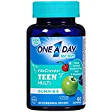 Best Vitamins For Teen Girls - Teen for Him Multivitamin Gummies, Assorted 60 ea Review