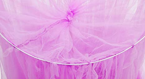 WODISON Mosquito Net Bed Canopies Boys Girls Round Lace Playing Tent Bedding House Decor