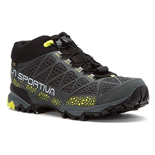 homme Mid Vert pour Gris trail Chaussures GTX La de Sportiva Synthesis EwUqvxIH