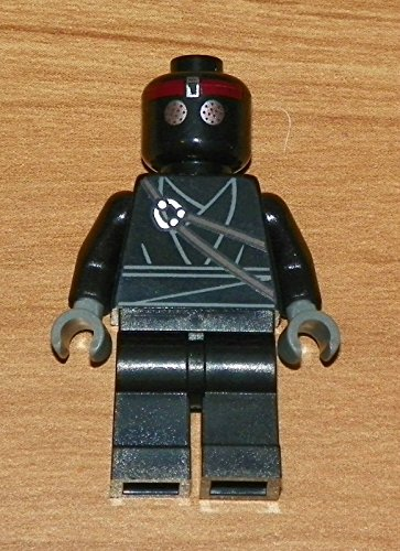 LEGO - Teenage Mutant Ninja Turtles - Foot Soldier - Mini Fig / Mini Figure