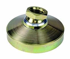 TE-CO 44432 Leveling Pad Zinc Plated, 1/...