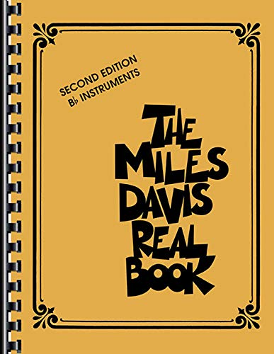(The Miles Davis Real Book: B-Flat Instruments )