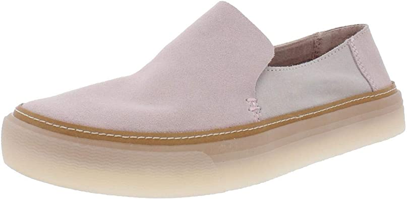 Sunset Faux Shearling Suede Slip-On