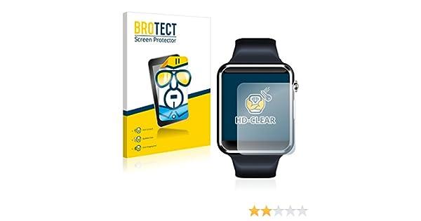 brotect Protector Pantalla Compatible con Leotec Sport Z ...