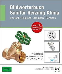 Book Bildwörterbuch Sanitär, Heizung, Klima