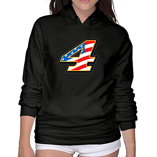 Harvick Photo (Women's Kevin Harvick Stewart-Haas Racing Team Hoodies Photo)