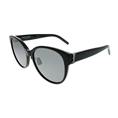 Amazon.com: Saint Laurent SL M39/K 002 - Gafas de sol ...