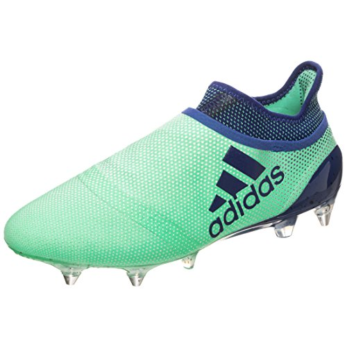Adidas Mannen X 17 Sg Voetbalschoenen Groen (aergrn / Uniink / Hiregr Aergrn / Uniink / Hiregr)