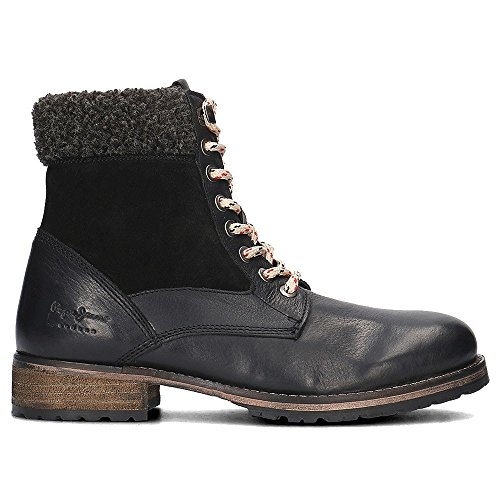 Jeans Bottes Femme Collar Pepe Noir Melting black dqOxCwFC